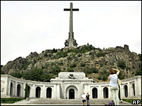 Franco's mausoleum, The Valley of the Fallen