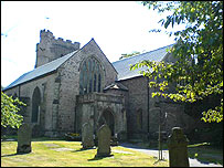 St Mary's Church, Usk