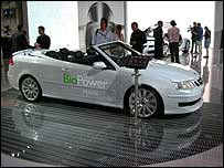 Saab Bio Power Hybrid