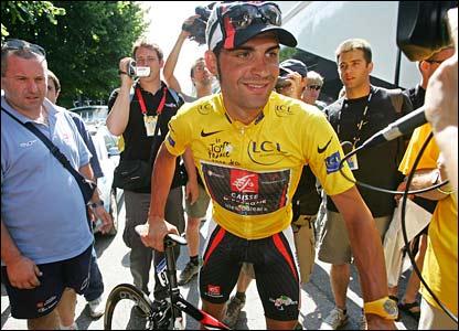 Spain's Oscar Pereiro