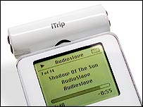 iTrip on an iPod