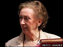 Foreign Secretary Margaret Beckett
