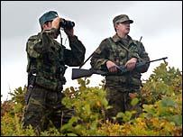 Game wardens in Eastern Russia.  Image: WWF-Canon/Vladimir Filonov