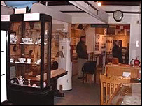 Southwold Museum - interior