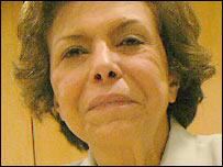 Mervat Tallawy, representante de Naciones Unidas en Líbano