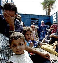 Refugees in Sidon