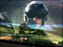 Israeli fighter pilot