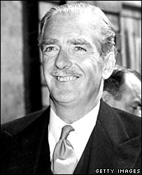 Anthony Eden, May 1956