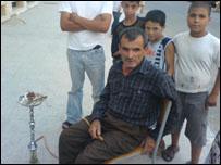 رجل من جنوب لبنان