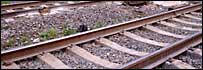 Carrilera del tren