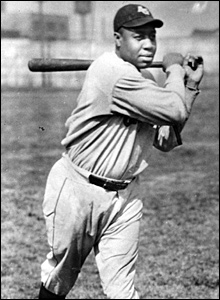"George ""Mule"" Suttles (Photo courtesy of the Baseball Hall of Fame)"