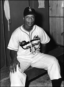 Willard Brown (Photo courtesy of the Baseball Hall of Fame)