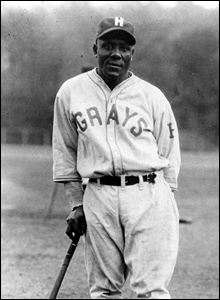 Jud Wilson (Photo courtesy of the Baseball Hall of Fame)
