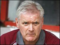 Aston Villa caretaker boss Roy Aitken
