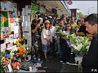 Menezes family vigil