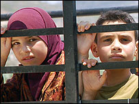 South Lebanese children