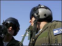 Israeli pilots