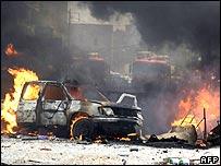 Kirkuk car bomb 23 July 2006