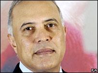 Vodafone chief Arun Sarin
