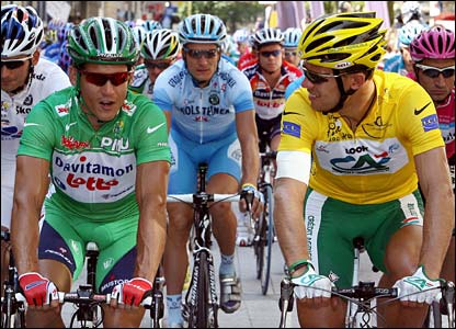 Australia's Robbie McEwen