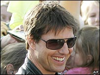 Tom Cruise