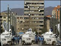 Миротворцы ООН в Косове