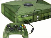 Xbox game console, Microsoft