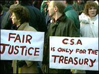 CSA demonstration