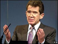 BP boss Lord Browne