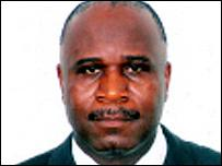 Eugene Diomi Ndongola of DC party (Image taken from IRIN website)