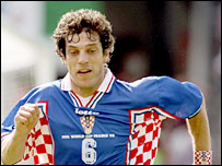 Slaven Bilic has been appointed Croatia's new coach