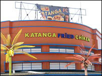 Katanga Fried Chicken