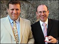Sergio Casci and Giancarlo Rinaldi