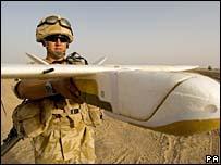 Lockheed Martin's Desert Hawk in Afghanistan