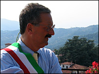 Mayor Umberto Sereni