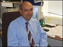 El investigador Anil Mehta. Foto. Cortesía: Anil Mehta.