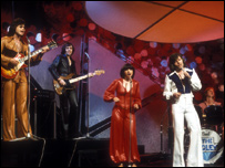 Dooleys perform on Top of the Pops