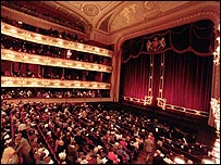 Королевская опера (фото Royal Opera House)