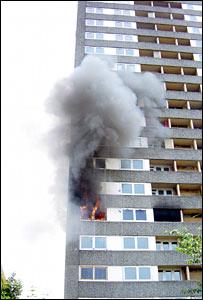 Dalmarnock fire