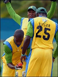 Action between St Vincent & the Grenadines and US Virgin Islands