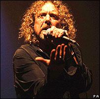 Ex-Led Zeppelin frontman Robert Plant