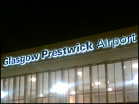Glasgow Prestwick Airport