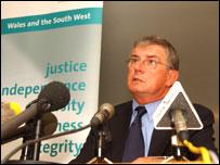 IPCC Wales Commissioner Tom Davies