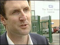 Paul Evans, Save Our NHS