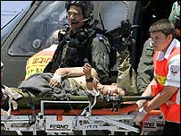 Israeli soldier injured in Lebanon