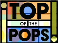 Logotipo de Top of the Pops