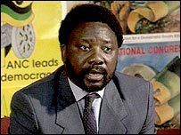 Cyril Ramaphosa in the 1990s