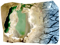 The Aral Sea