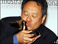 Film director Ang Lee