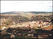 View of Bint Jbeil